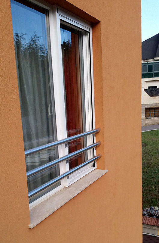 За прозорци